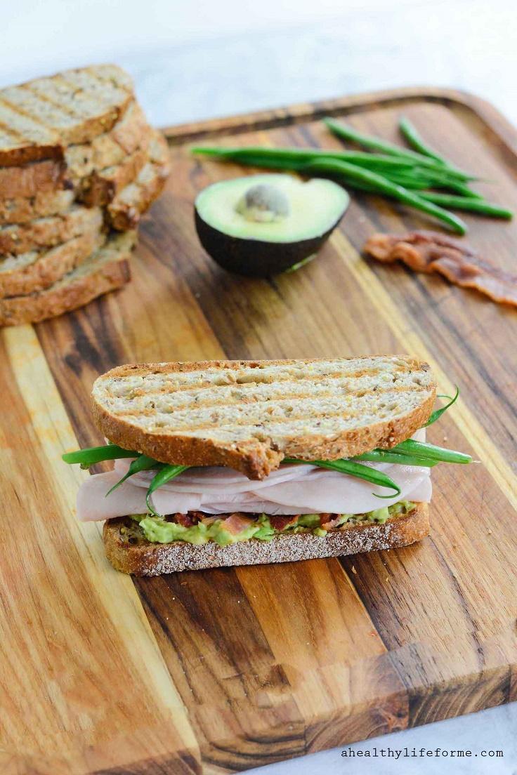 Green-Bean-Turkey-Sandwich