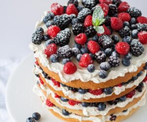 Top 10 Layer Cakes You Are About to Love