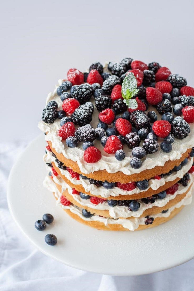 Top 10 Layer Cakes You Are About To Love Top Inspired