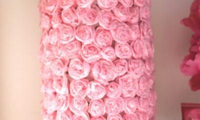 rose lampshade