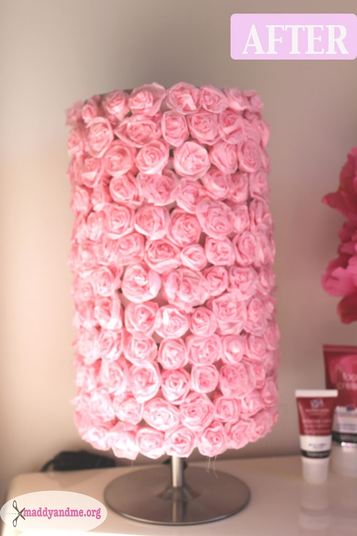 Top 10 DIY Roses Inspired Projects