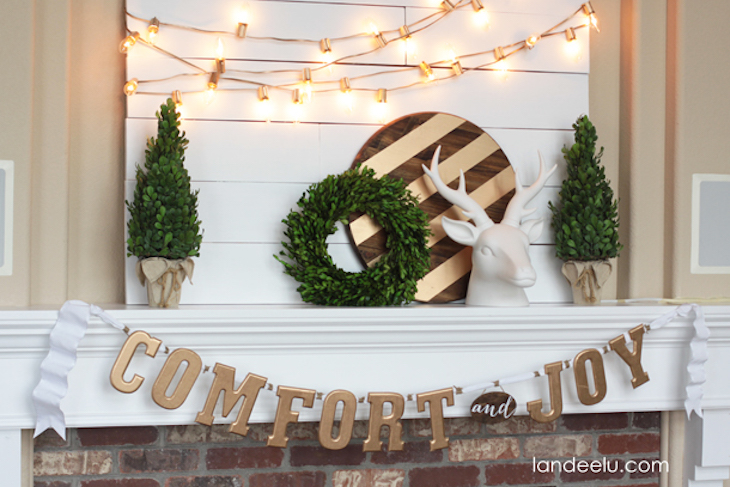 TOP 10 Ways To Decorate With Christmas Lights