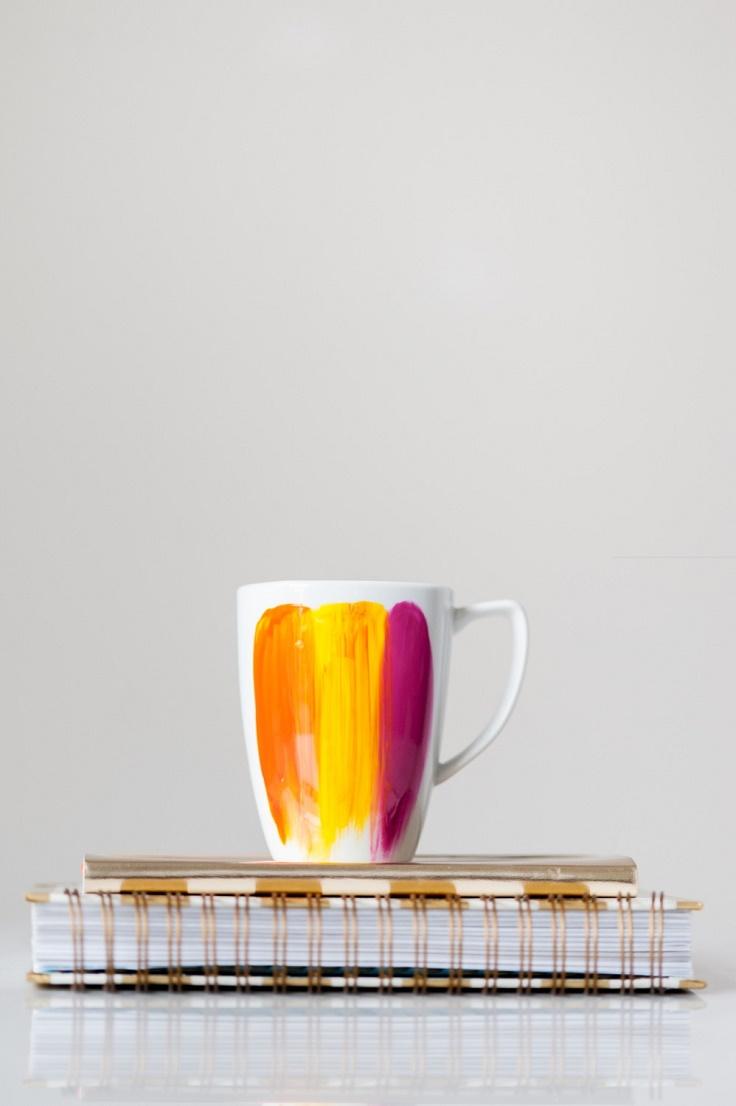 Abstract-Brushstroke-Mug