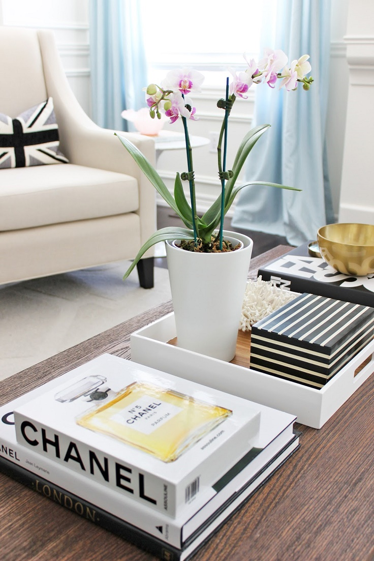 Set The Table Book 10 Stylish Ways To Decorate Your Home With Books
