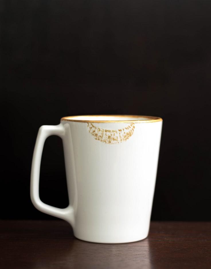 Golden Kiss Mug