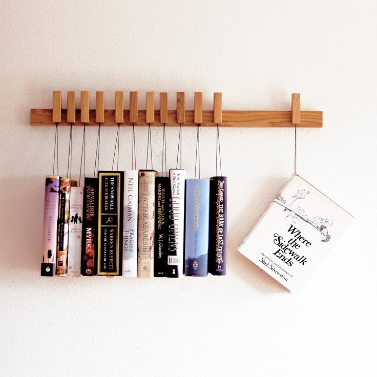 Hanging-Book-Rack