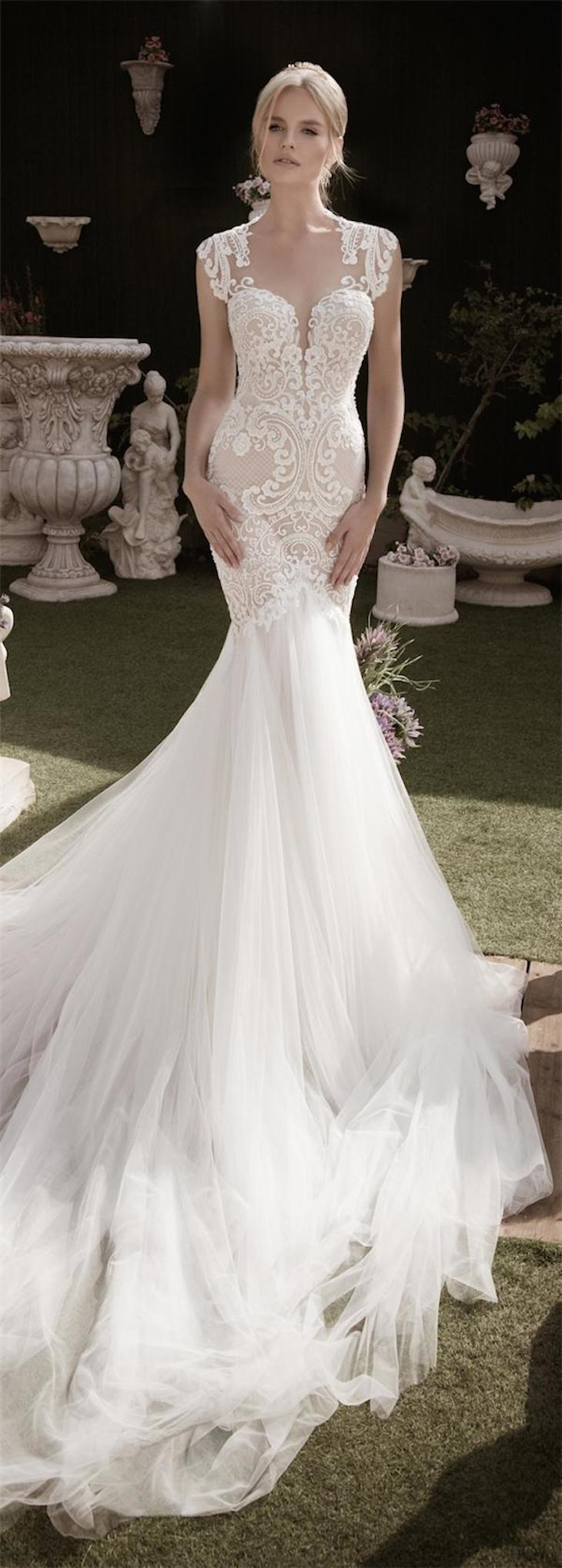 Top 10 Popular Wedding Dresses for 2016 - Top Inspired