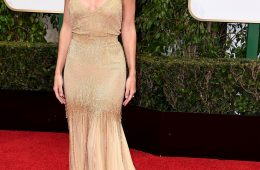 Top 10 Best Dressed Stars at the Golden Globe Awards 2016
