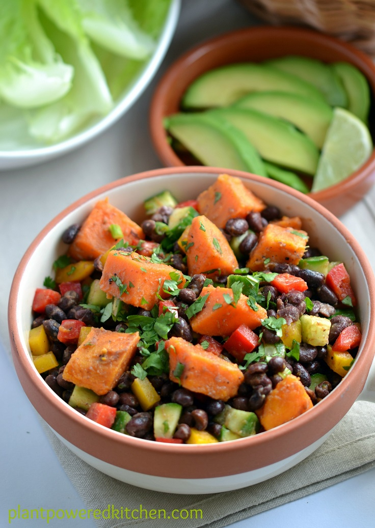 Smoky-Sweet-Potato-and-Black-Bean-Salad