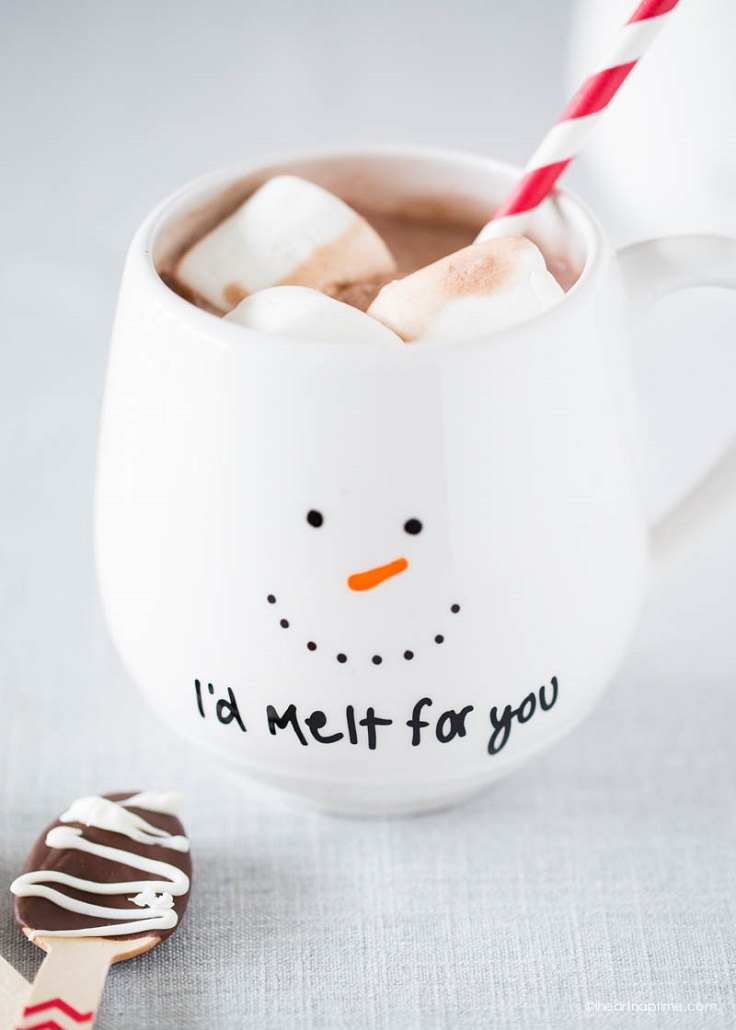 Top 10 Diy Creative And Easy Mug Designs Top Inspired