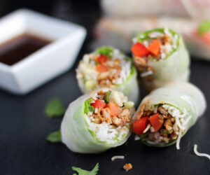 Top 10 Best Fresh Spring Roll Recipes