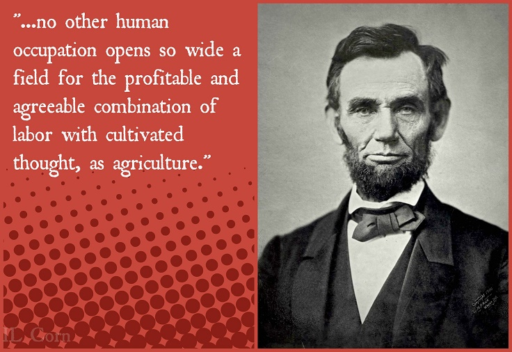 Abraham-Lincoln-Quote-on-Agriculture