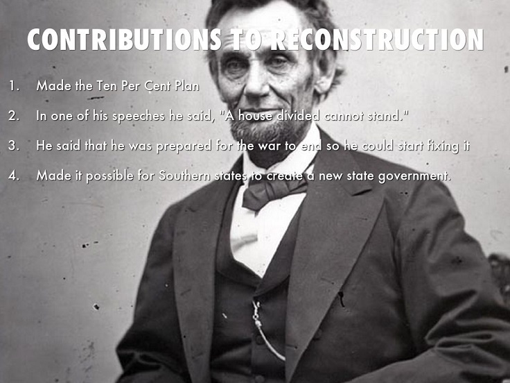 Abraham-Lincolns-Contribution-to-the-Reconstruction