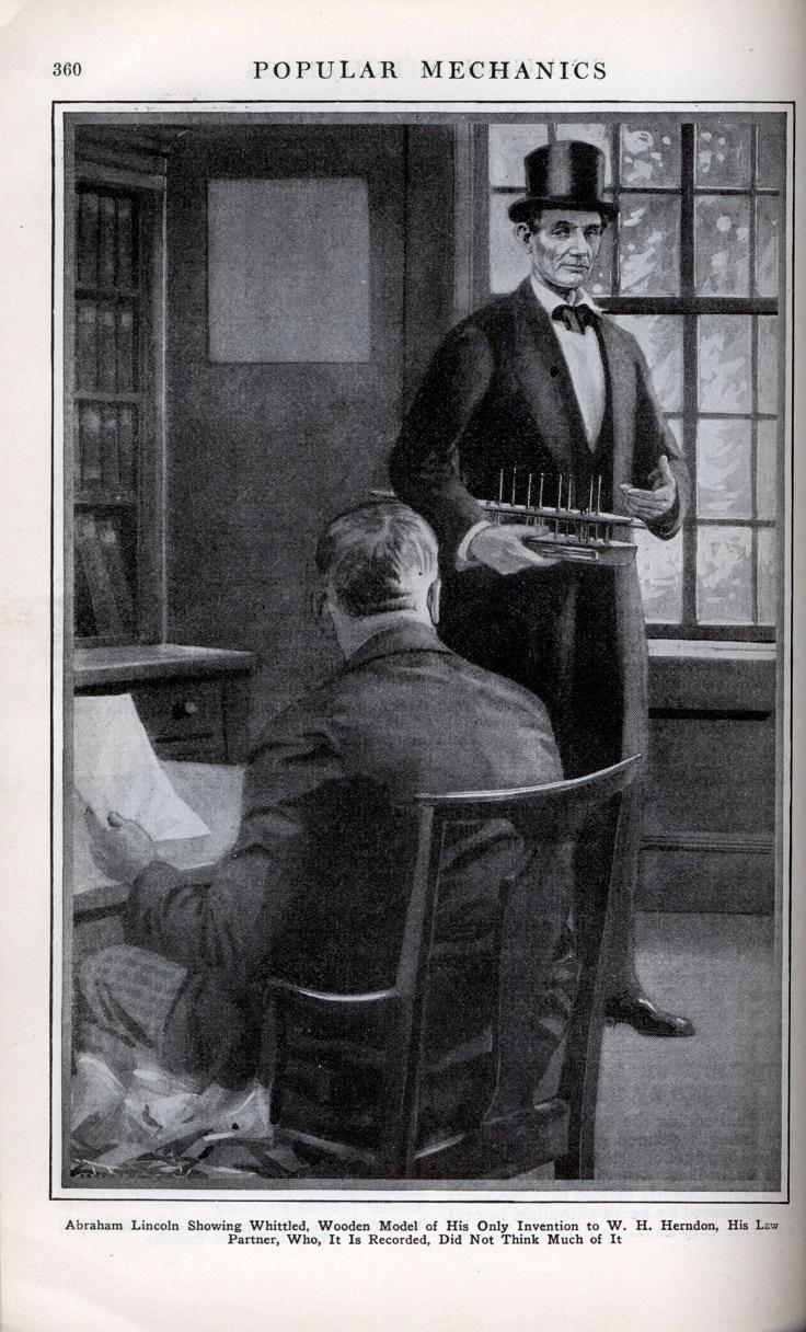 Abraham-Lincolns-Patent