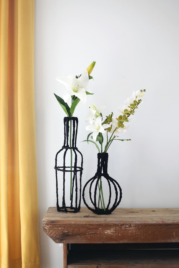 Decorative-Wire-Vase