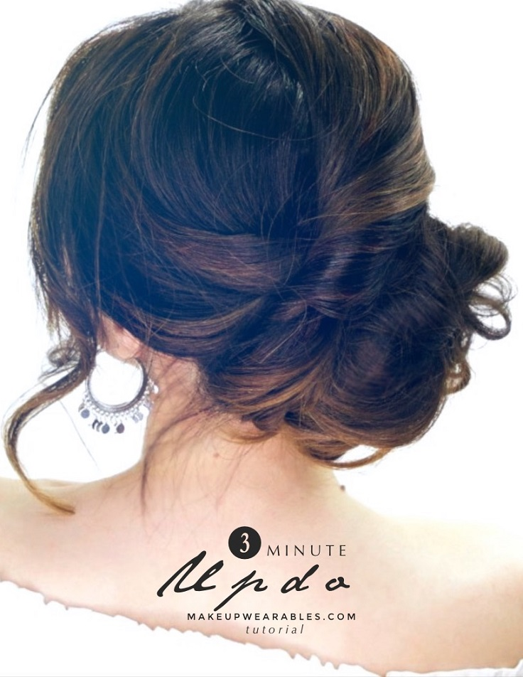 Top 10 Adorable Updo Hairstyles for Every