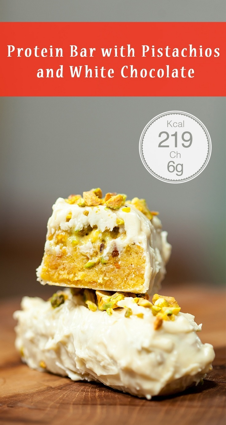 Top 10 Healthy and Tasty Protein Bars Recipes - Top Inspired