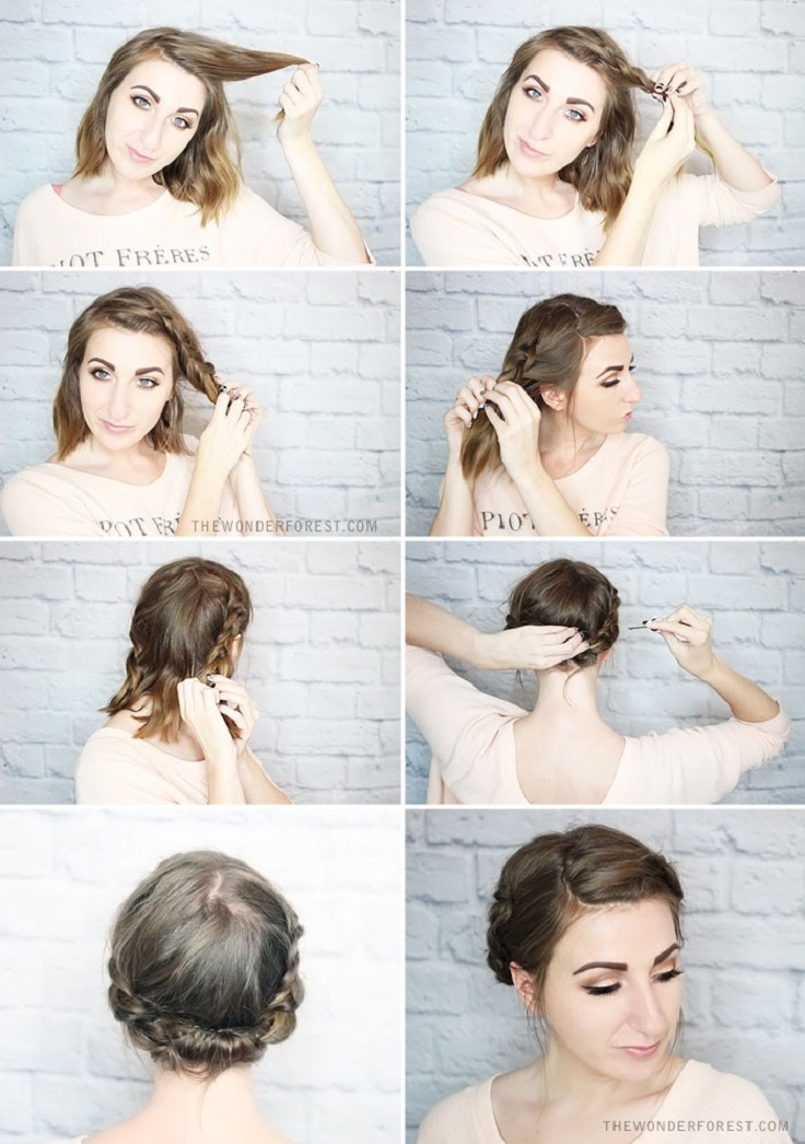 Quick-Rolled-Braided-Updo