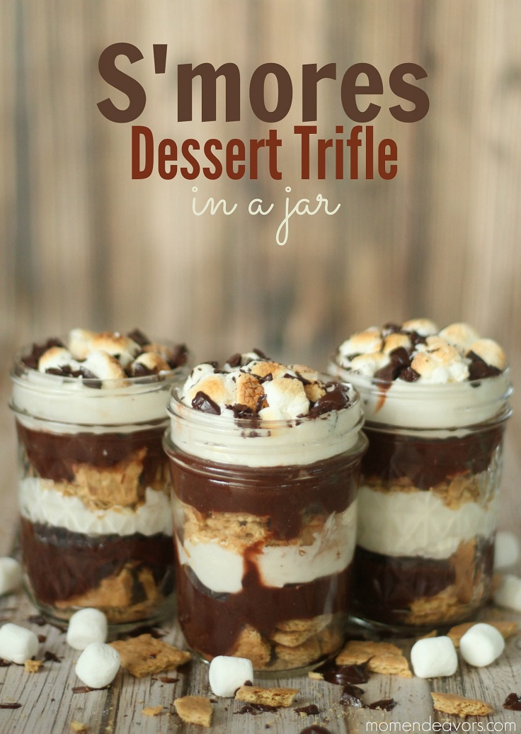 Top 10 Super Tasty Mason Jar Desserts Top Inspired