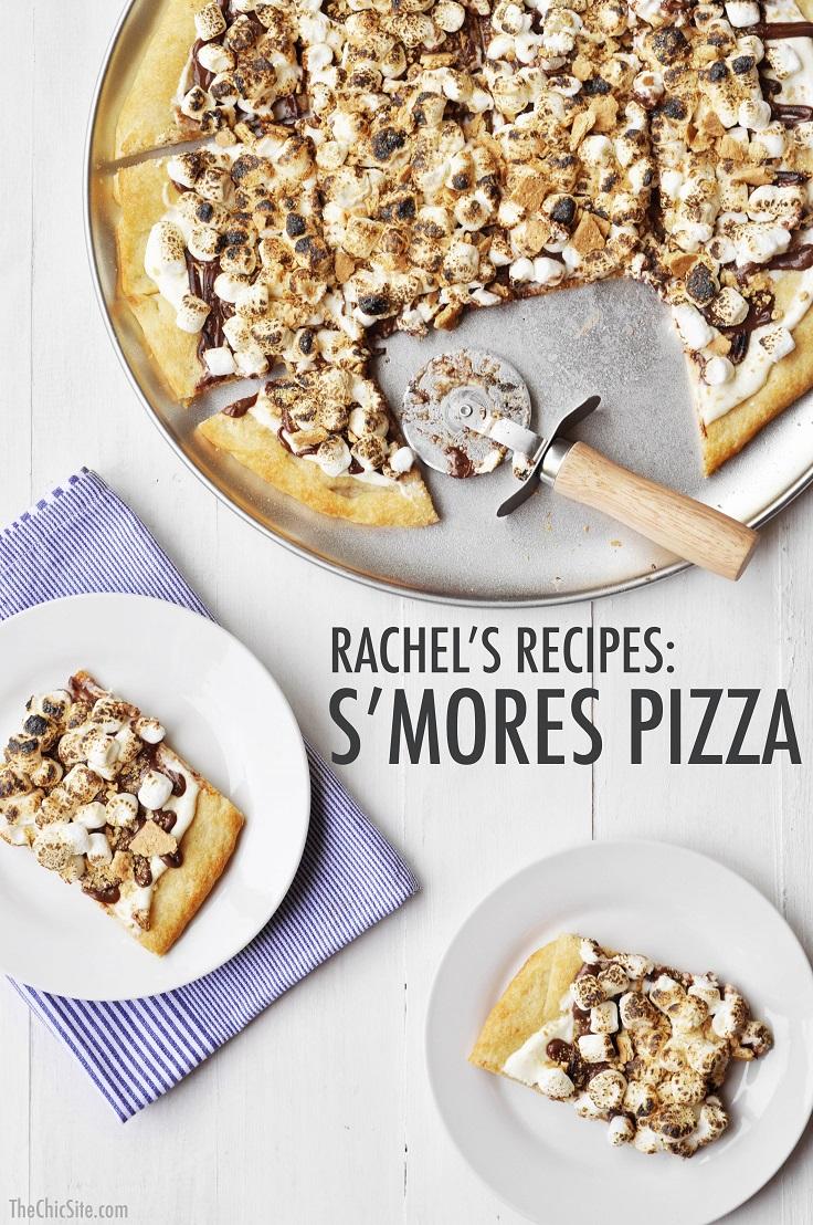 Smores-Pizza