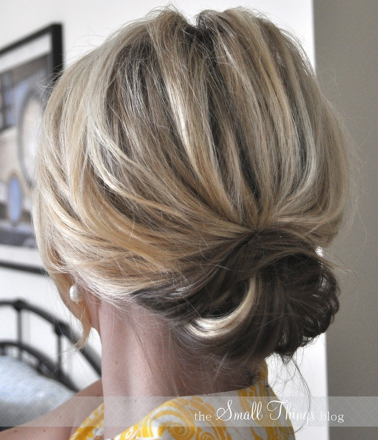 Top 10 adorable updo hairstyles for every hair length top inspired top 10 adorable updo hairstyles for every hair length pmusecretfo Gallery