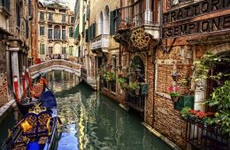 Top 10 Romantic European Getaway for Couples