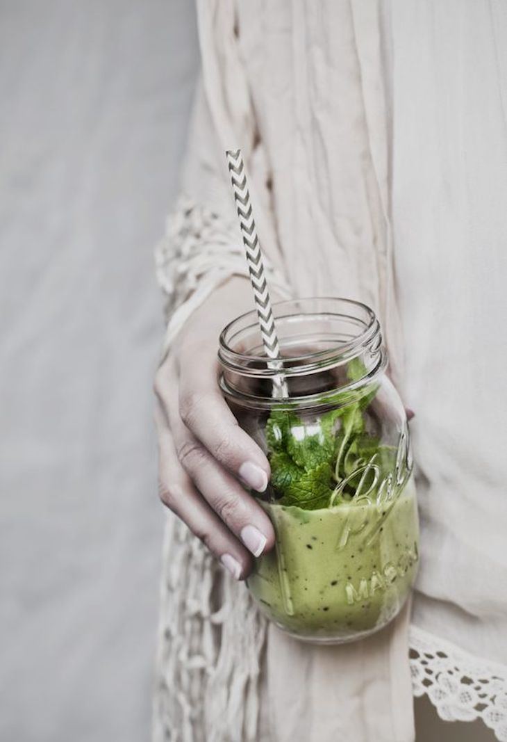 kiwi-mint-smoothie