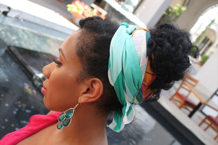 Top 10 Super Easy Scarf Hairstyles for Every Hair Length