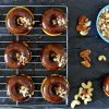 Caramelised White Chocolate Glaze Doughnuts
