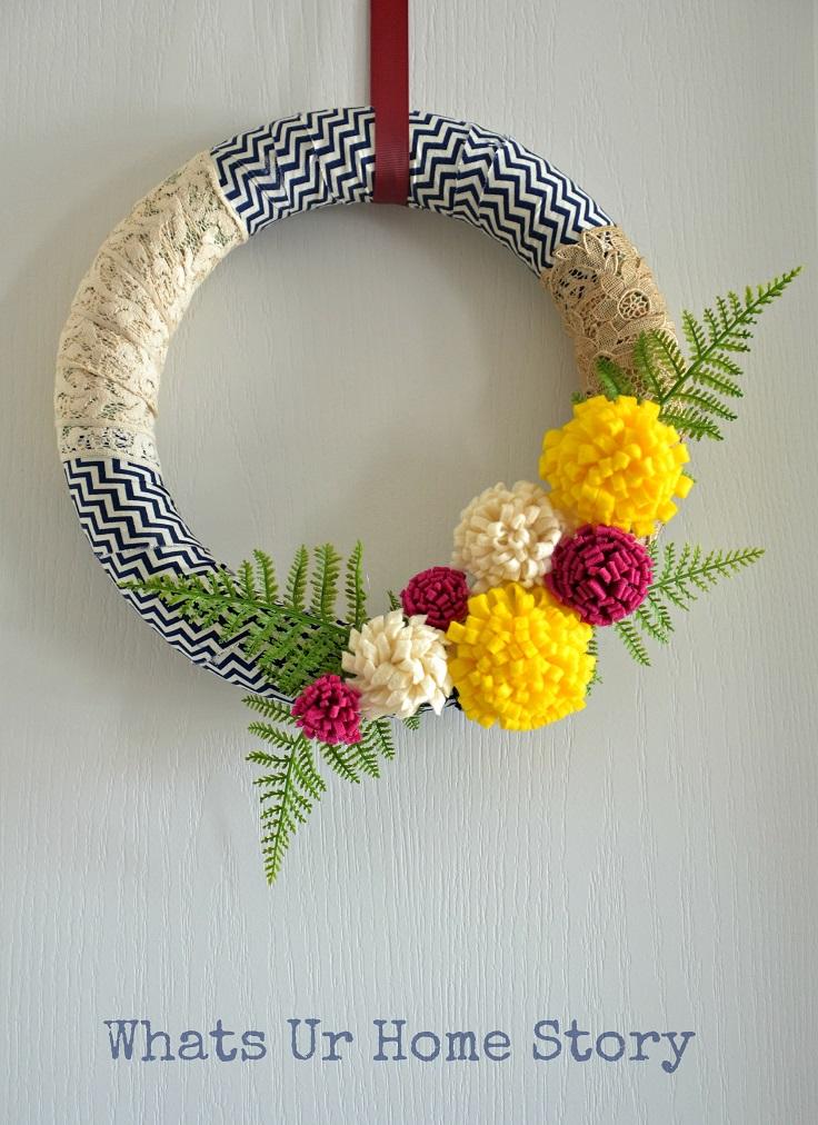 Fabric-Scraps-Wreath