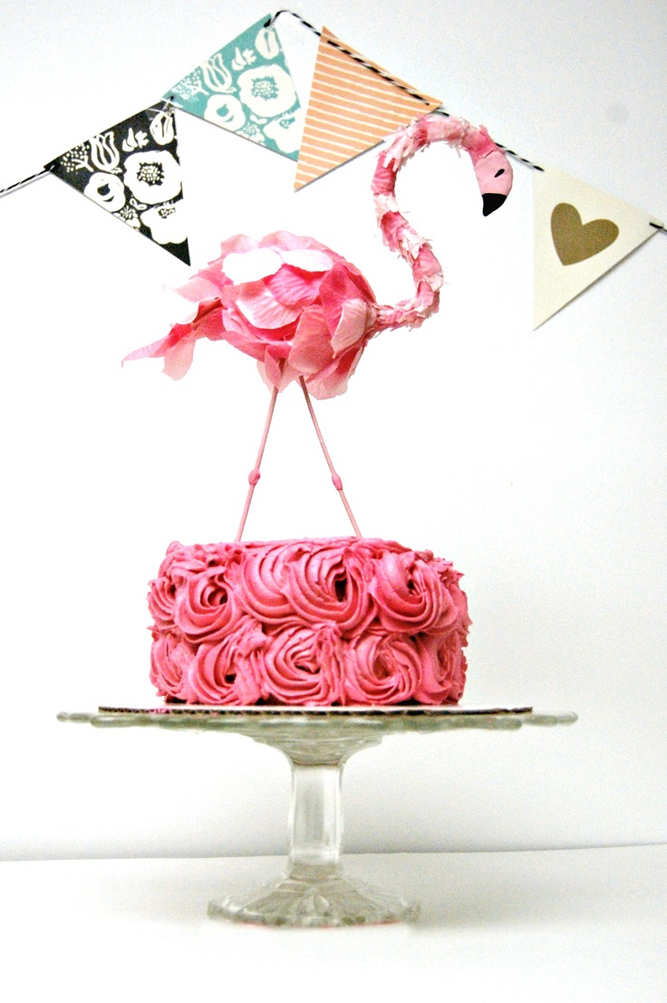 Top 10 DIY Cute Cake Toppers - Top Inspired