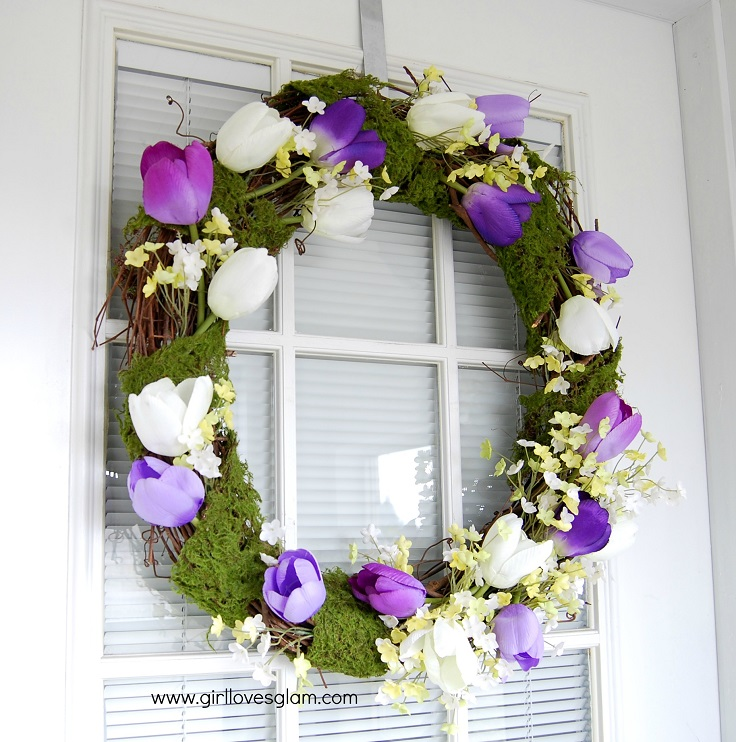 Moss-and-Tulips-Spring-Wreath