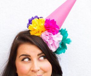 Top 10 DIY Adorable Party Hats