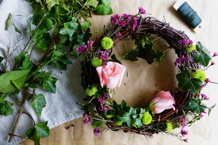 Pretty-Spring-Wreath