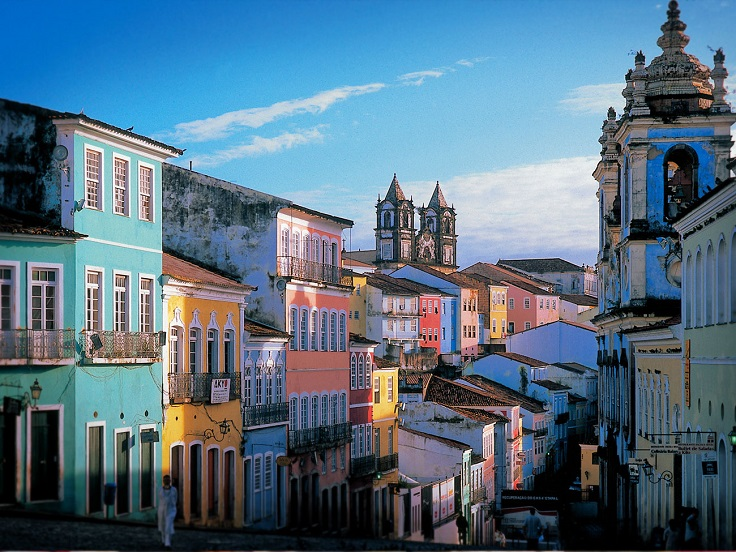 Top 10 Most Colorful Towns in the World