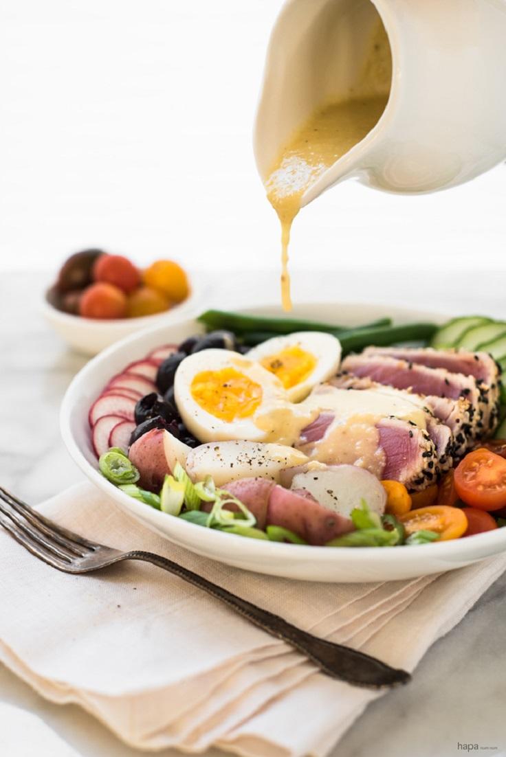 Sesame-Crusted-Ahi-Tuna-Nicoise