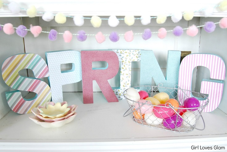 Top 10 Cute and Easy DIY Spring Decorations Top Inspired