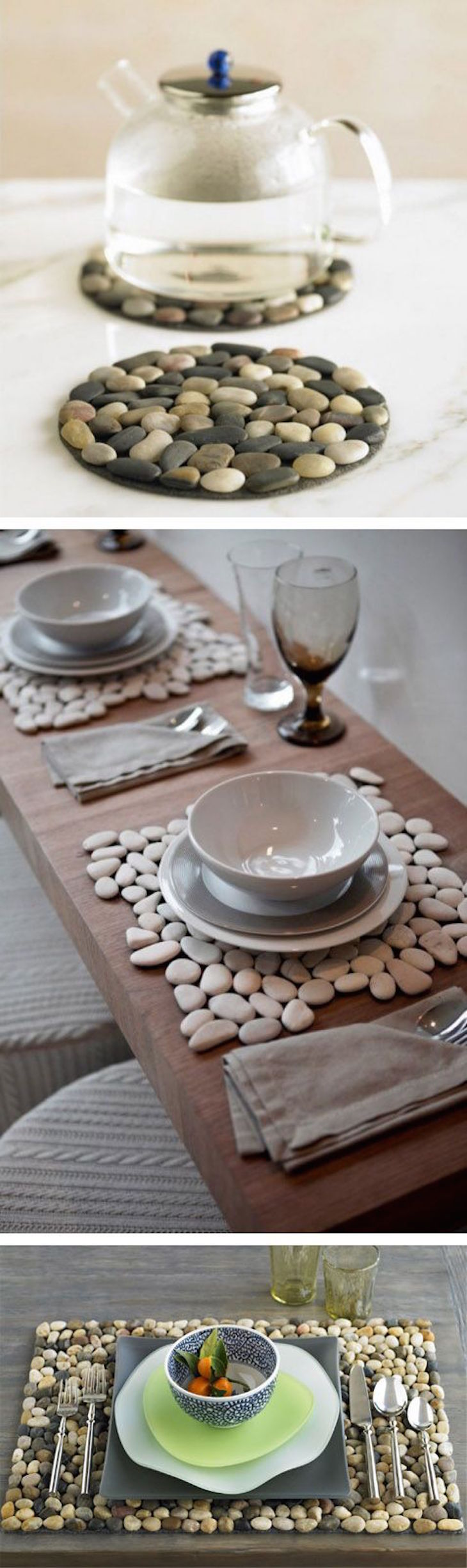 Pebble Place Mats