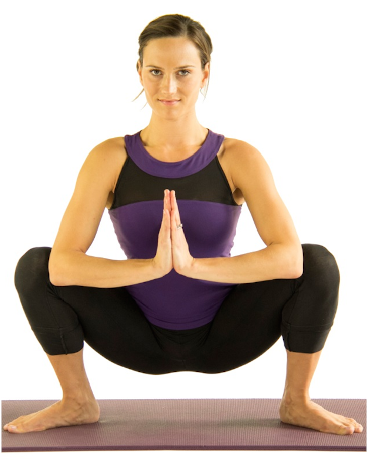 topmalasana-squat-pose