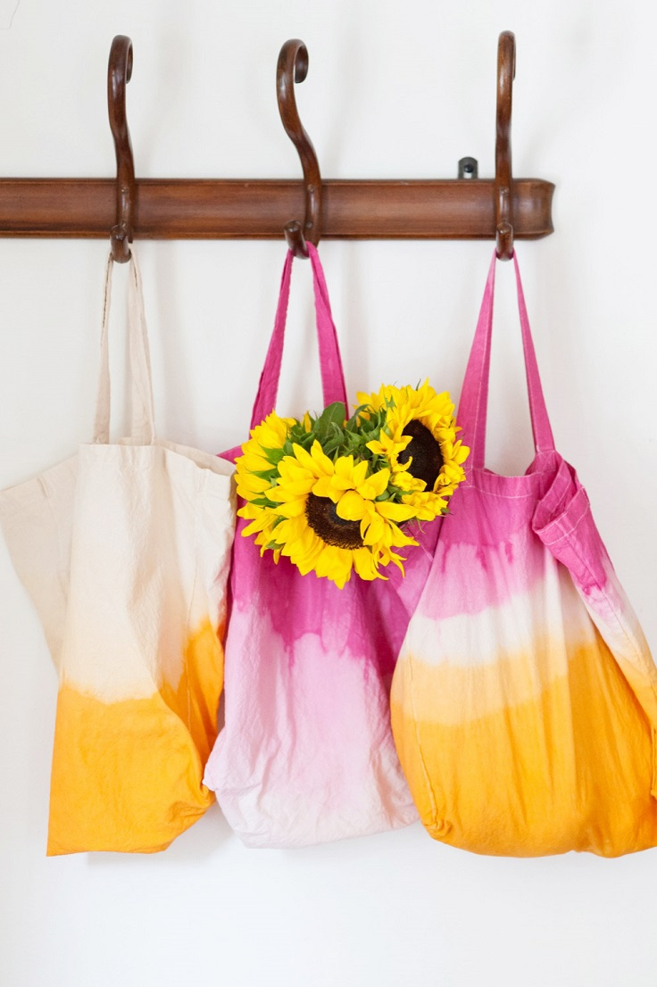 Top 10 Pretty Ideas on How to Decorate a Tote Bag & Top 10 Pretty Ideas on How to Decorate a Tote Bag - Top Inspired