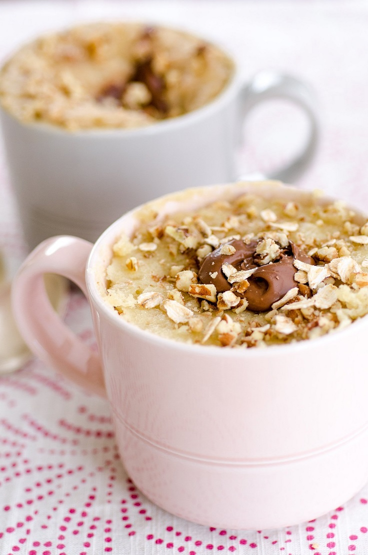 Top 10 Mug Cake Recipes You Are Going to Love - Top Inspired