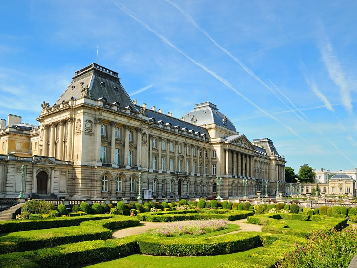 Royal-Palace-of-Brussels