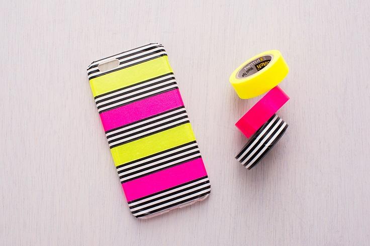 Washi-Tape-Phone-Case