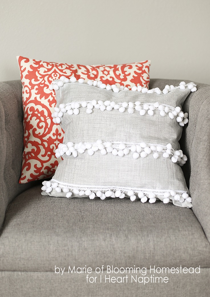 How To Make Cute Pillow Cases : Top 10 DIY Pillowcases That Are Absolutely Adorable - Top Inspired