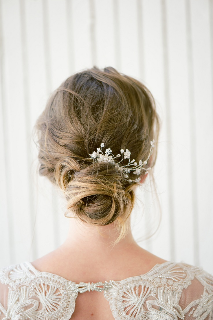 Top 10 Romantic Hairstyles For Your Wedding