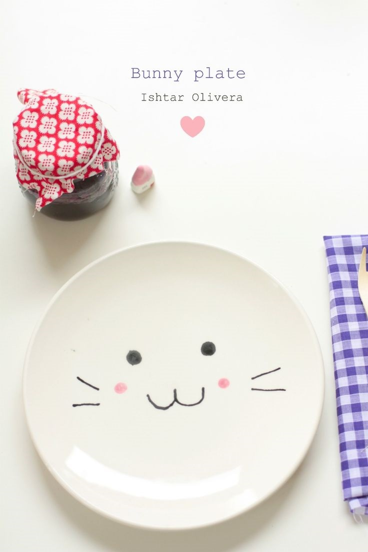 Bunny-Plate