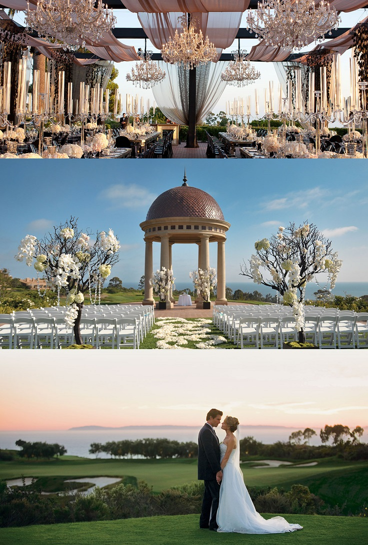 Top 10 magnificent places for a fairytale wedding top for Places to get married in california