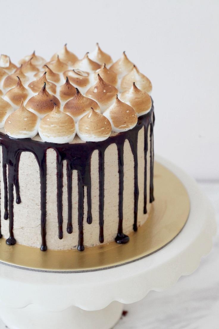 Smores-Layered-Cake