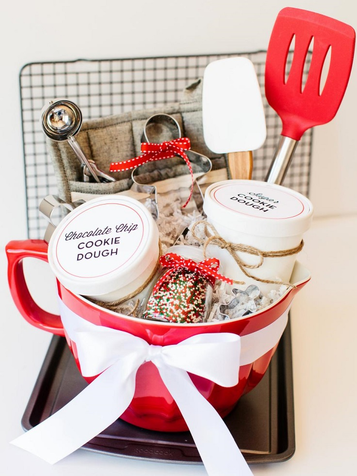 Cookie-Dough-Gift-Basket