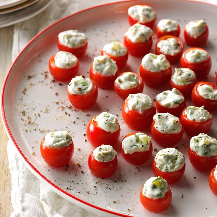 Top 10 Delicious Low-Carb Appetizers